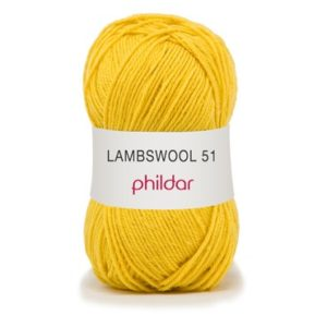 Phildar lambswool citrus 0035